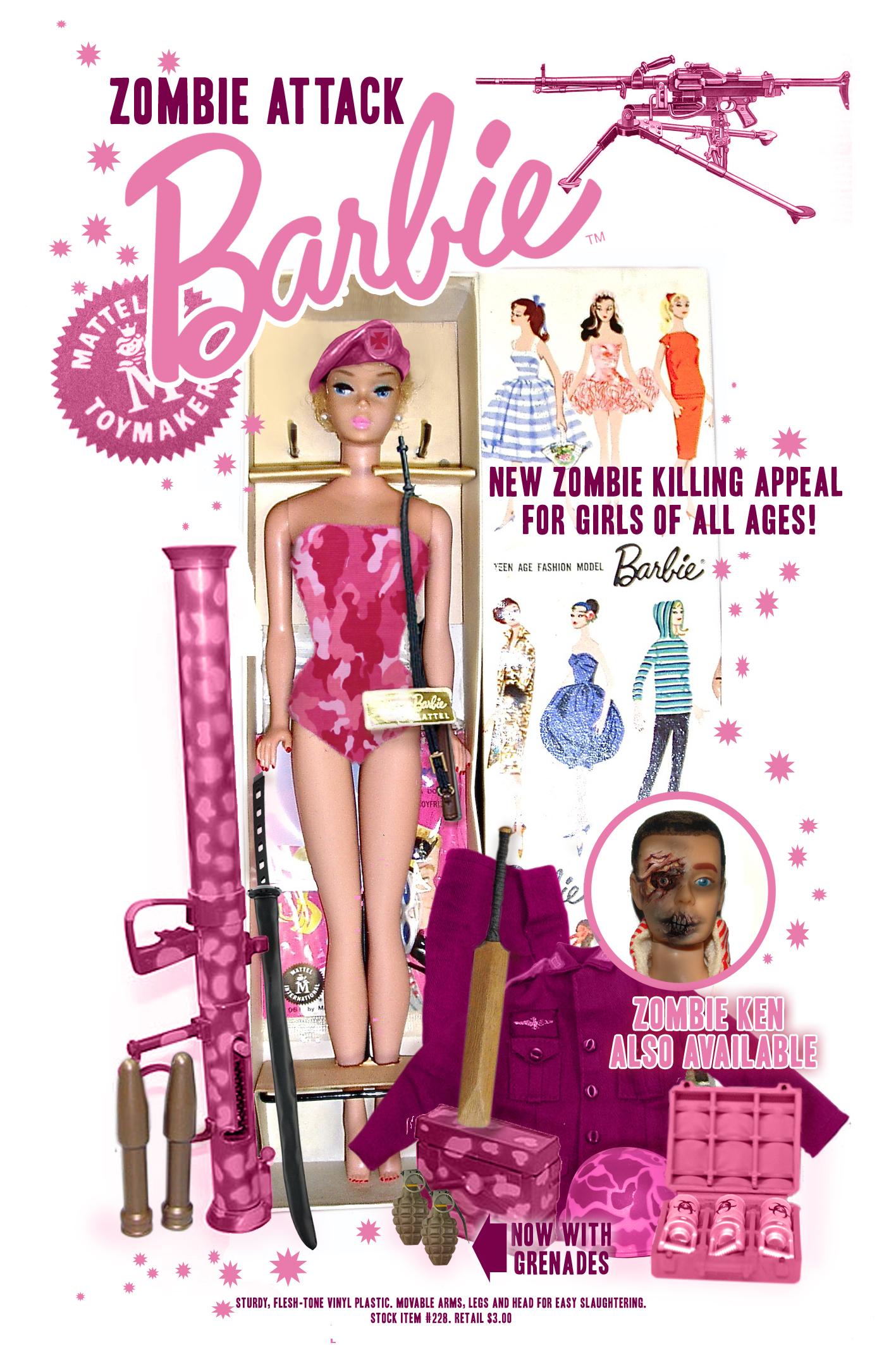 zombie-attack-barbie