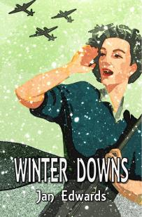 Winter Downs Jan Edwards front cover