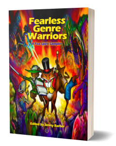 Fearless Genre Warriors Cover